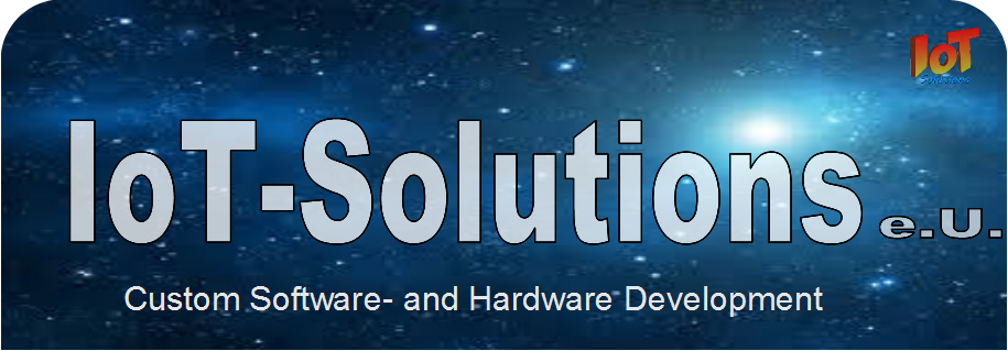 IoT-Solutions - Custom Software and Hardware Development